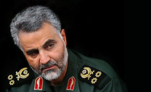 General Suleimani was one of Iran's top soldiers