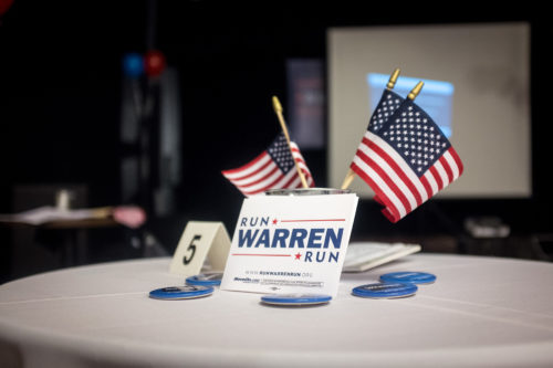 Many progressives wanted Warren to run for president in 2016