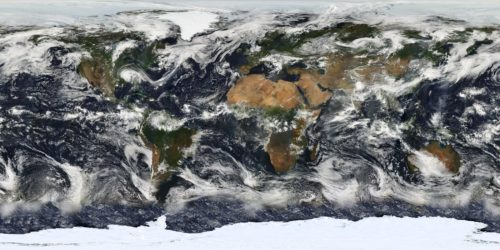 MODIS Map of the Earth