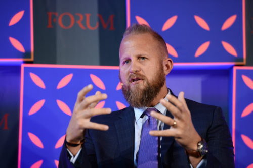 Brad Parscale has a long history of profiting from the Trump family