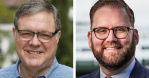 Washington's next Lieutenant Governor will be either Denny Heck or Marko Liias, it seems