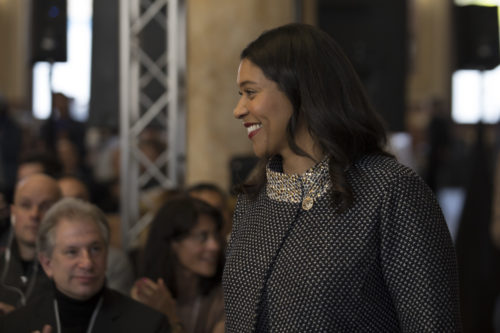 London Breed is the Mayor of San Francisco