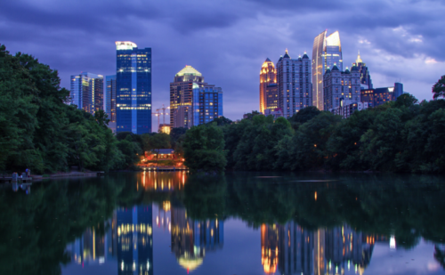 Atlanta is one of the nation's fastest-growing cities
