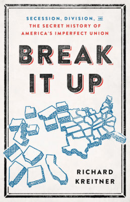 Break It Up book cover