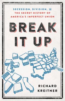 Break It Up book cover