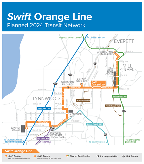Swift Orange Line Map Jan 2021