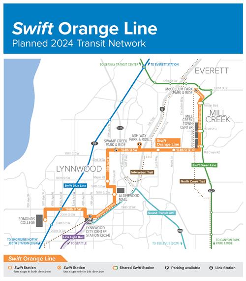 Swift Orange Line Map Jan 2021