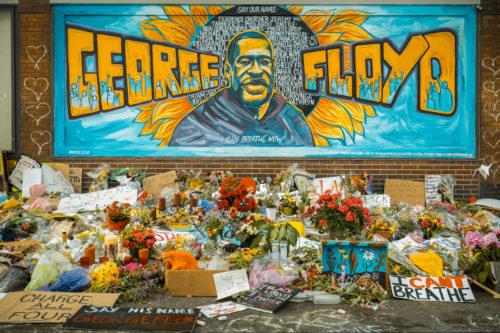 George Floyd Memorial, South Minneapolis