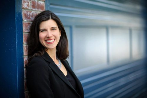 2021 Seattle mayoral candidate Jessyn Farrell