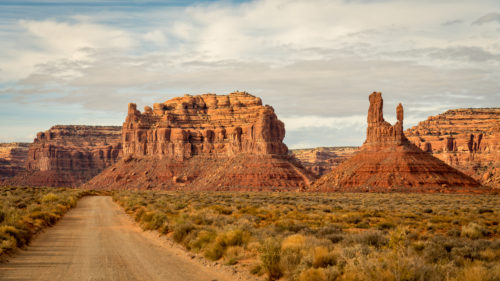 Valley of the Gods, Bears Ears, Utah