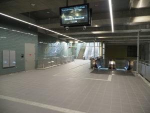 Roosevelt Station photo tour, sixth image