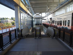 Northgate Station photo tour, sixth image