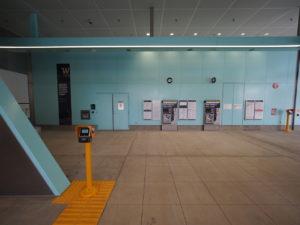 U District Station photo tour, seventh image
