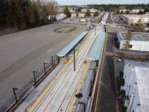 Bel-Red/130th Station view three (East Link aerial tour)
